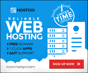 HostGoi Web Hosting